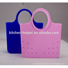 China fabricante profissional BPA livre 100% Food Grade elegante durável barata portátil senhoras de silicone