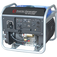 1200W 1.2kw Gasoline Digital Inverter Generator Home or Industry Use