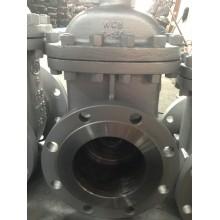 Фланцевый запорный клапан API (ASTM / ANSI A182 WCB 150LB)