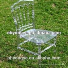 Nuevo diseño fuerte y resistente resina napoleón silla