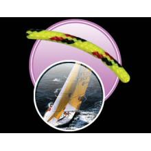 Super Hmpeno en cuerda de navegación