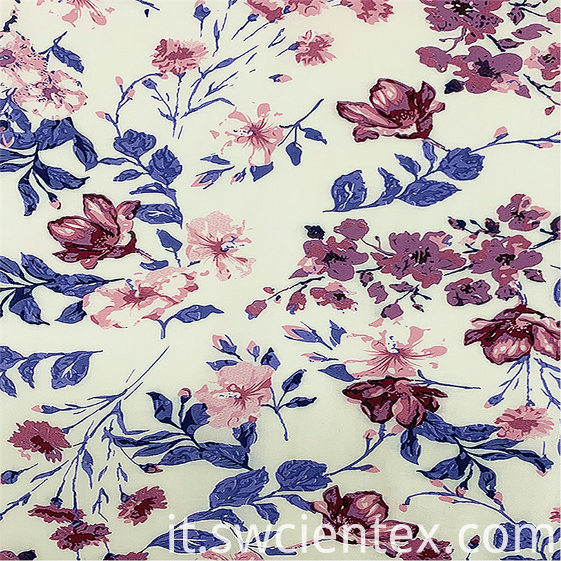 Rayon Printed Women Dress Fabrics