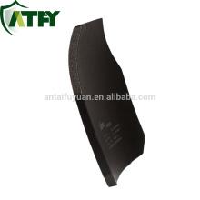 placa de chaleco antibalas de cerámica placas balísticas