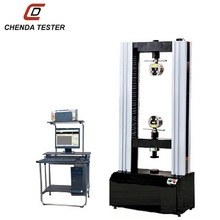 Máquina de teste de material plástico WDW-100