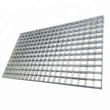 Painéis de tela de arame de aço galvanizado 4x4