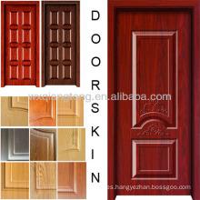 melamine mdf door skins / hdf door skin