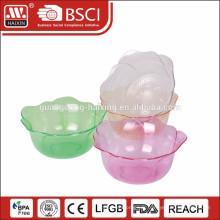 Passoire en plastique de nourriture grade pour les fruits et légumes