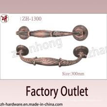 Factory Direct Sale Zinc Alloy Big Pull Archaize Handle (ZH-1300)