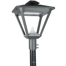 60W IP66 White&Black&Gray Outdoor Garden LED Light