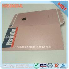 Индивидуальный подражатель для iPhone Rose Gold Color Spray Paint Металлическое порошковое покрытие