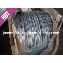 Fio de aço galvanizado (ASTM A475)