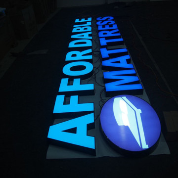 Кофейня Lighted Business Sign