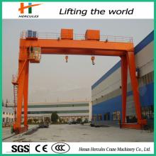 2015 China Double Girder Project Gantry Crane