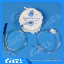 Medizinische Verbrauchsmaterialien Chirurgische Verwendung Brustentwässerungssystem