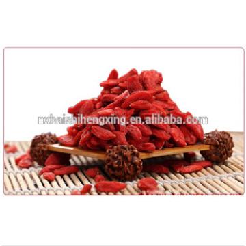 Ningxia Getrocknete Goji Beeren 280 Körner / 50g, Chinesische Wolfberry Gesundheit Gebrauch, Rote Mispel Frucht von Zhongning