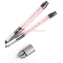 PMU Manuel Microblading Outils à main, semi-permanent Maquillage Microblading Pen