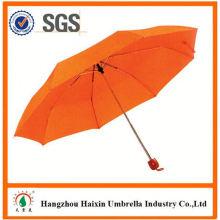 Prix pas chers! Usine d'alimentation 55cm 8k parapluie avec poignée Crooked