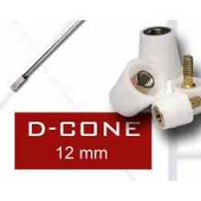 China Made, White Plastic B Cone/D Cone/P Cone