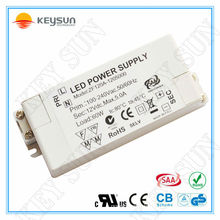 UL/cUL listed 12v power supply 60w transformer/led driver