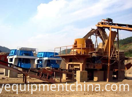 Crushing and mining equipment