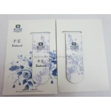 Marcador magnético da impressão de Cmyk com cartão de papel (bookmark-013)