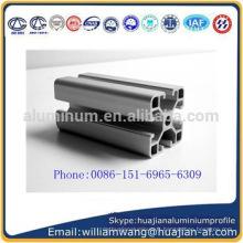 40 * 40 40 * 80 80 * 80mm Profil en aluminium à prix bas en Chine