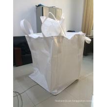 PP tecido saco revestido com saco interno para farinha