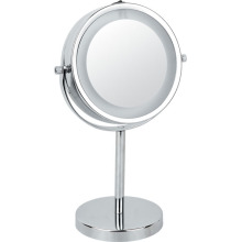 Metall-Elektro-Make-up-Spiegel