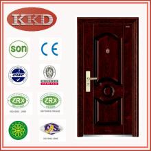 Muy asegurada la puerta de entrada de acero KKD-310 para Egipto