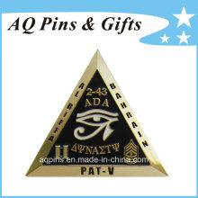 Moedas comemorativas do ouro da promoção feita sob encomenda (coin-093)