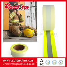 Professional supplier of fluorescent color reflective flame resistant fabric