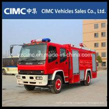 Isuzu Fvr Fire Truck Euro 4