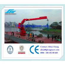 Boquilla para naves hidráulicas Crane para barcos