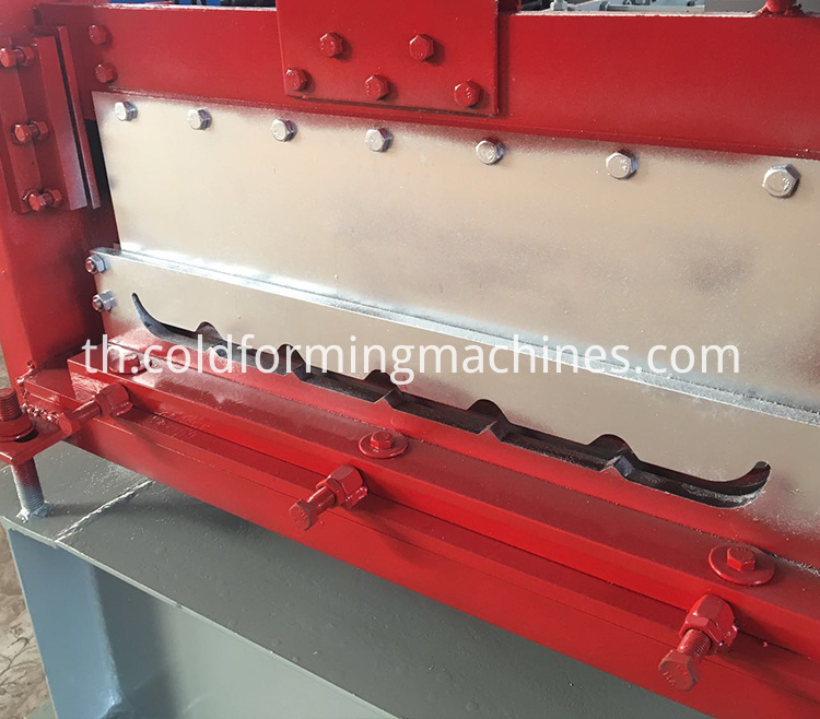 Car fender Making Machine 5