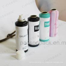 Алюминиевый аэрозольный баллончик для упаковки запаха тела (PPC-AAC-014)