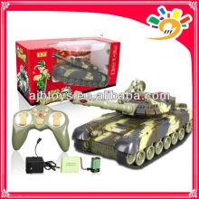 8CH RC Tank Spielzeug mit Licht und Musik