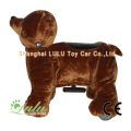 Ours animaux Rider Coin Operated Machine