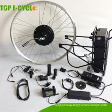 Chinese manufacture 48v 1000w bicycle brushless dc motor kit