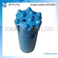 Tungsten Carbide Ballistic and Spherical Rock Drill Taper Button Bit