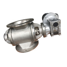 Quality rotary ash discharge device for dust collector/rotary valves