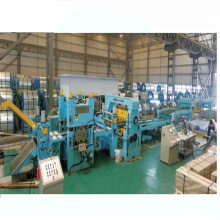 high accuracy stainless steel cut to length line