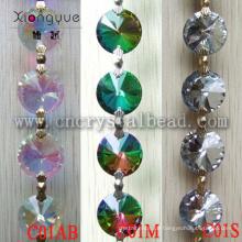 Mode-Hot-Großhandel Kristall Perlen Ketten