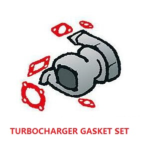 TURBOCHARGER GASKET SET