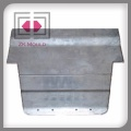 Aluminio Die Castiing Communication y Digtal Base Plate