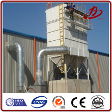 Pulse jet bag filter used for wood working plant