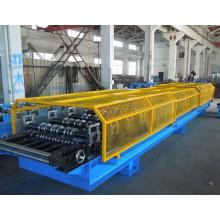 Rollo galvanizado del perfil del panel del metal R del acero del color que rueda la máquina Foming