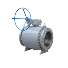 RF Trunnion Ball Valve
