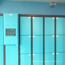 Customized Pay Lock Wash Clothes Laundry Drop Off Pick Up Locker for Dry Cleaning Business