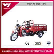 Triciclo de la motocicleta del camión de cultivo de 150cc 175cc para el cargo