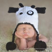 The Cute Cow Children Beanie Hat (XT-CB003)